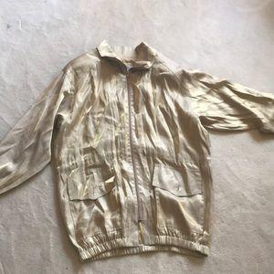 "Jackets & Blazers - "" Vintage "" Nude Gold Jacket"